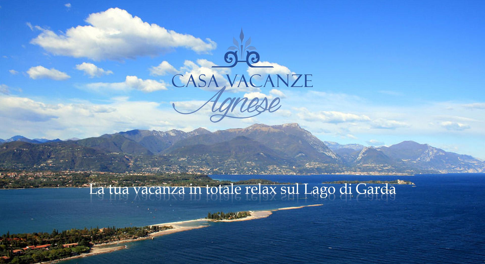 Casa vacanze agnese lago di garda for Case vacanze sul lago di garda